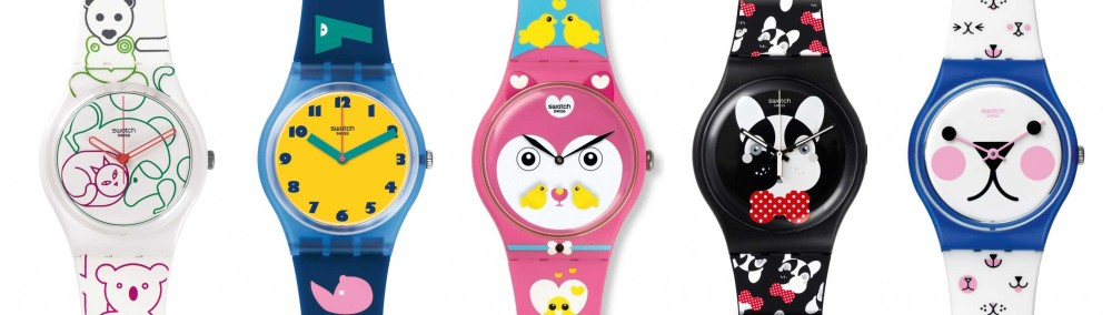 My Pet & Me Swatch®-Kollektion